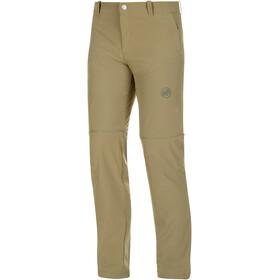 Mammut Runbold - Pantalones de Trekking Hombre - Oliva